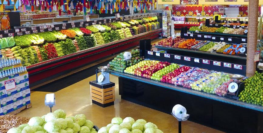 Offerta di lavoro per addetti banco ortofrutta supermercato